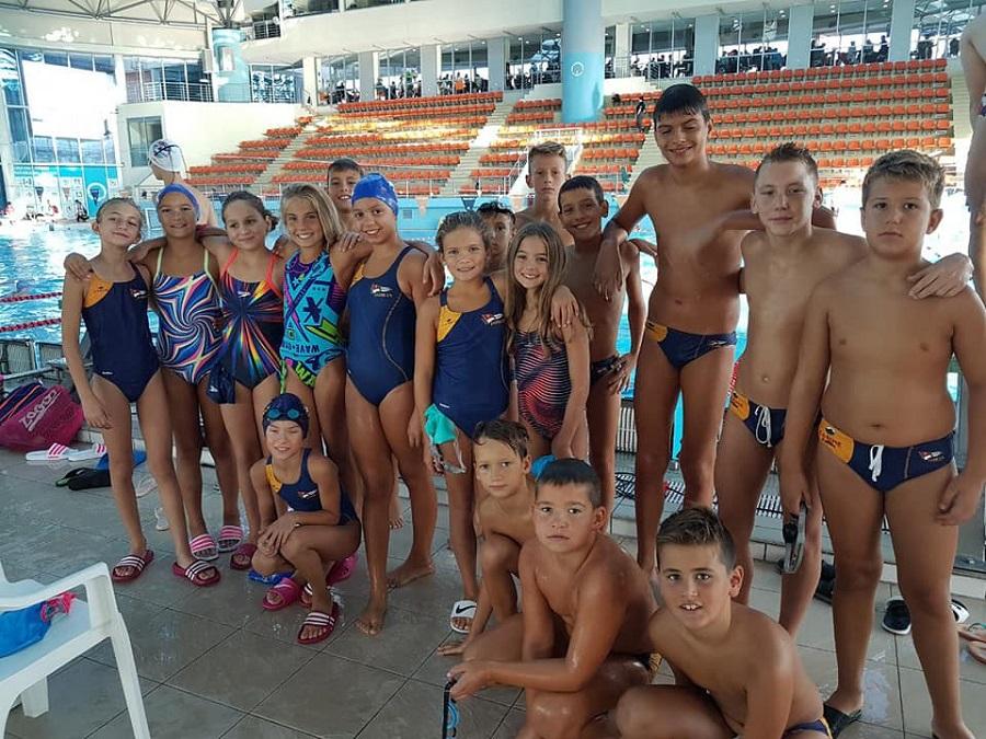 Plivanje_Sarajevo_ekipa_Jadrana